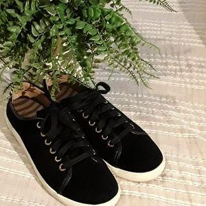 Vionic Suede Sneakers
